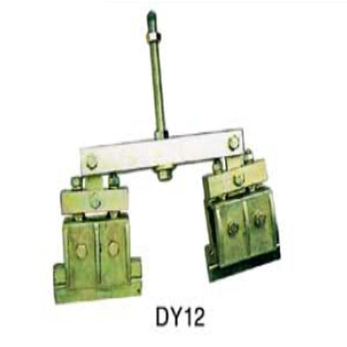 隱藏式玻璃吊夾DY12