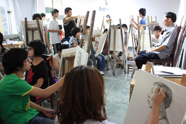 上海美术联考