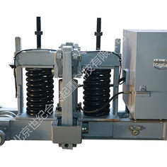 THJ series of spring type hydraulic rail clamping device