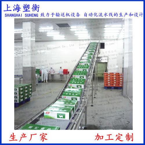 高空爬坡輸送機