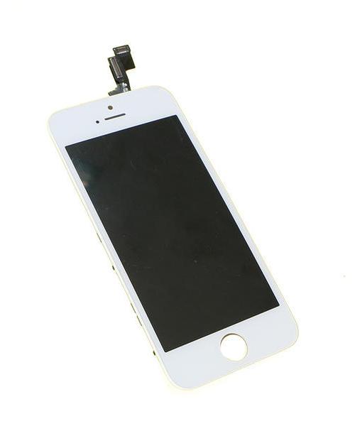 适用 苹果iphone5S 显示屏 屏幕总成带支架