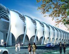 机场膜结构