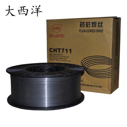 711药芯焊丝