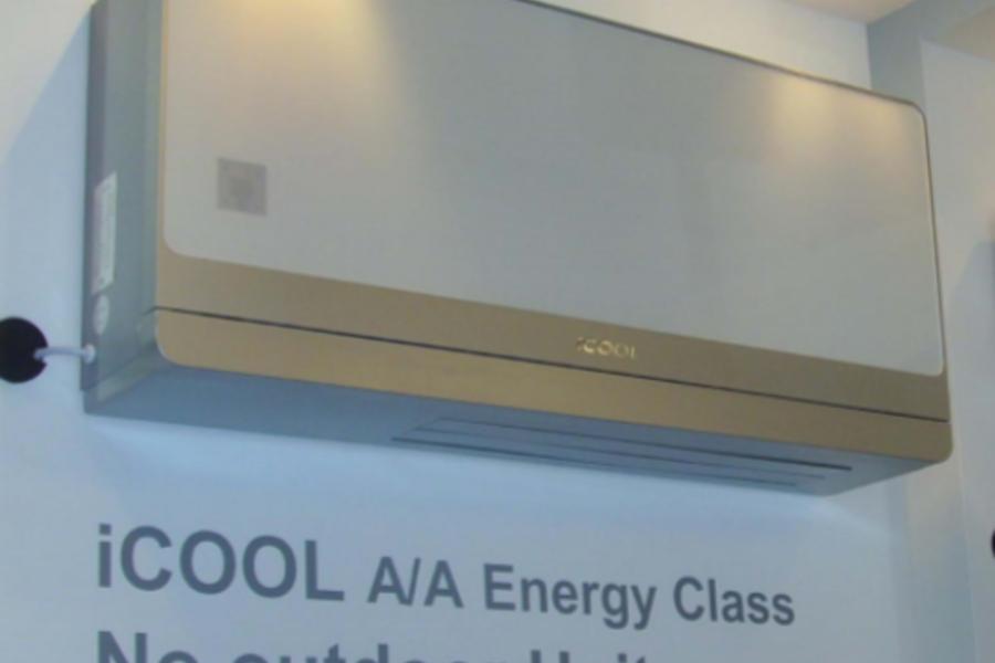 一体式空调|一款没有室外机的功能集成空调,适用各种应用场景