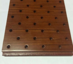 實木吸音板