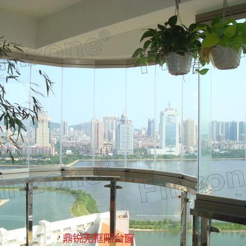 Finzone05 balcony glazing