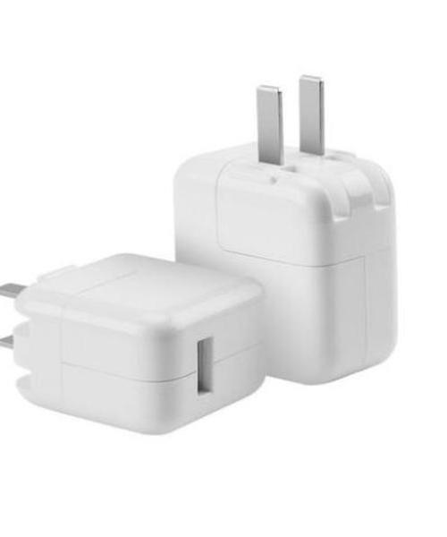 适用 苹果12W2A快充头 iphone8 7Plus 6SPlus 6代 5S 插头iPad6 5 4 mini 充电器