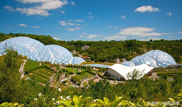 科技杂谈之赢咖2建筑——英国伊甸园!