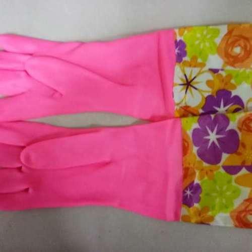 友林塑胶保暖手套