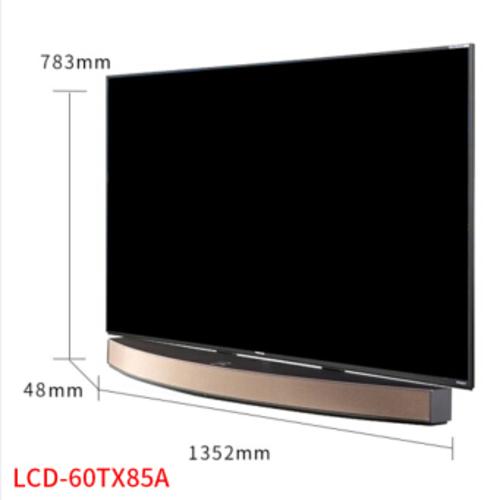 夏普(SHARP)LCD-60TX85A 60英寸 4K超高清智能网络电视机