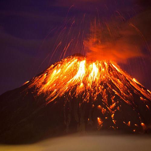 火山爆发——8月