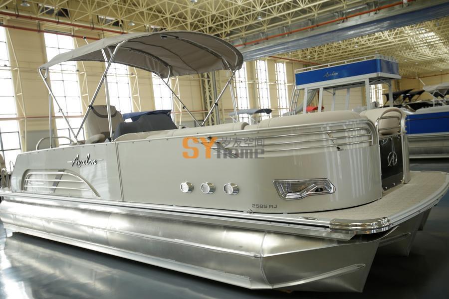 游艇|一种专门娱乐用的海上高端消费品