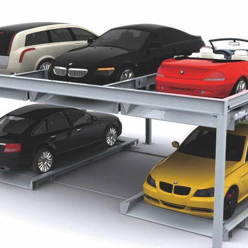 立体车库设计方案