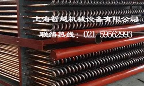 闭式冷却塔的铜盘管