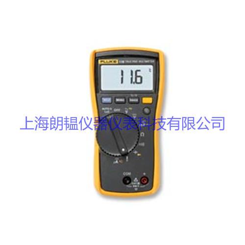 数字万用表测量电流 - Fluke 116C