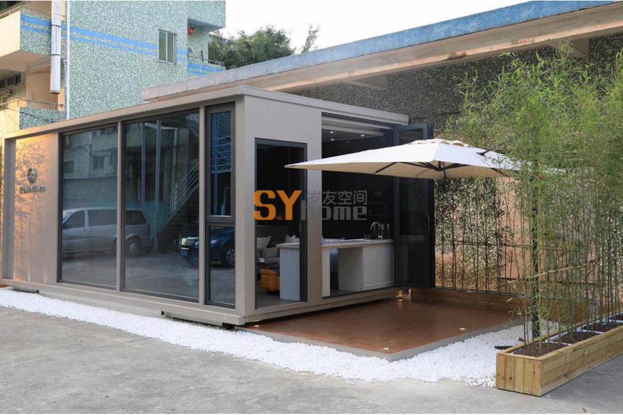 SYG003|岁友米墅,一栋外观华丽大气,豪华舒适的移动酒店别墅