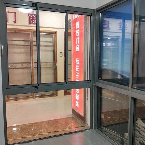 Finzone50 balcony glazing