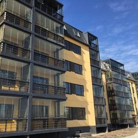 Finzone09 balcony glazing