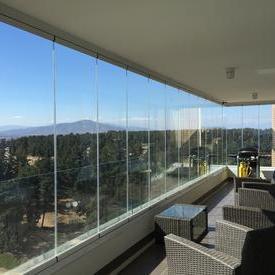 Finzone30 terrace glazing