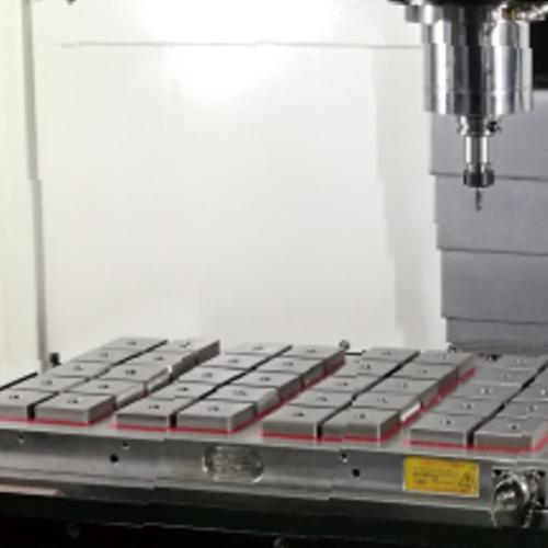机加工装夹系统