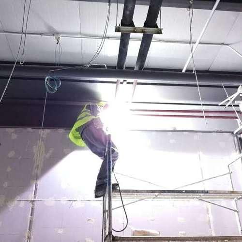 联影气管安装