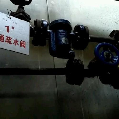 藍星聚甲醛化工公司疏水閥現場