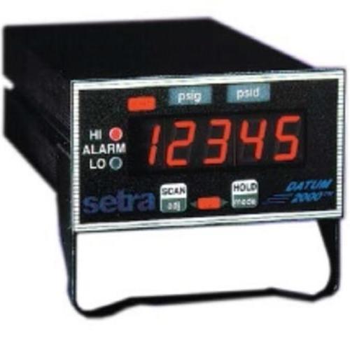 DATUM 2000™双通道显示仪