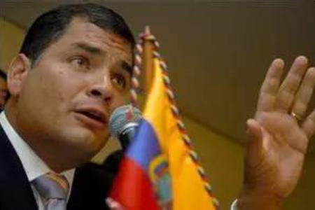 厄瓜多尔总统科雷亚:乐见中国游客和企业
