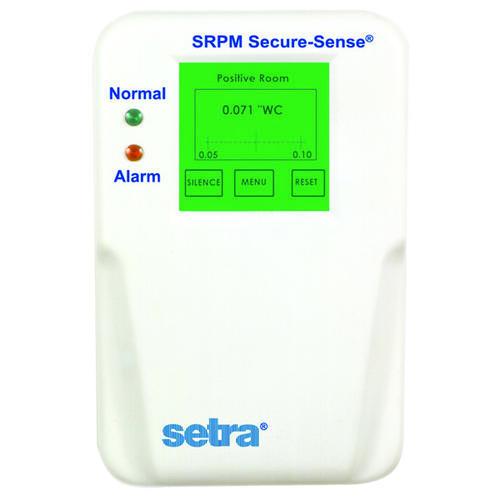 SRPM室内压力监视仪