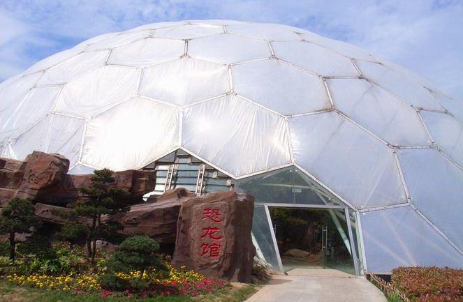 蒙古包膜结构
