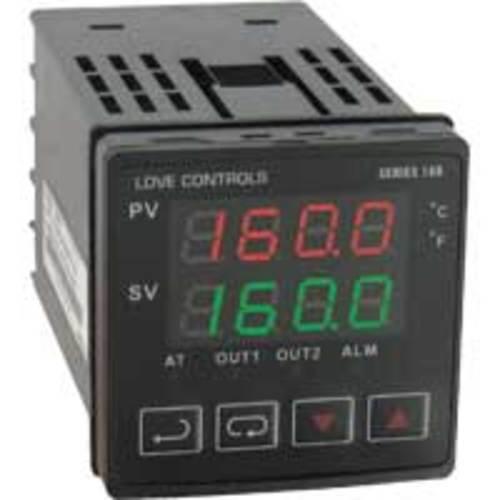 16B系列 1/16 DIN 温度/过程调节器