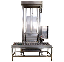 全自动立式豆腐压榨机