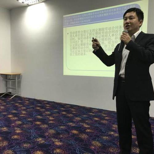 【律企共建】宏银所应邀参加企业HR沙龙活动
