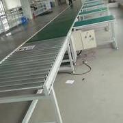 输送皮带定做厂家 皮带生产 输送线—世配自动化设备有限公司