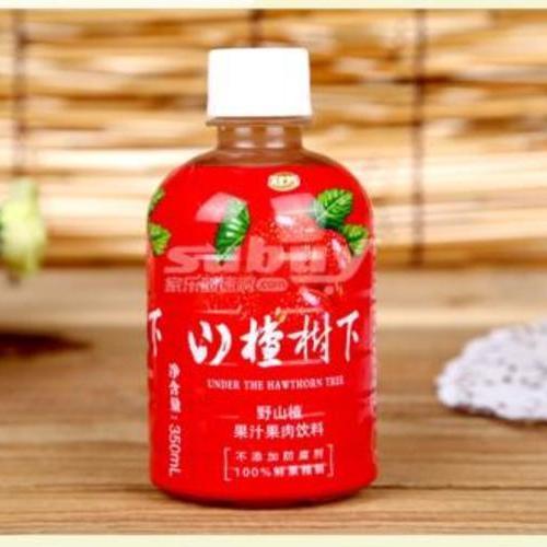 山楂树下果茶 350ml