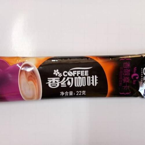 香约咖啡香醇摩卡 22克