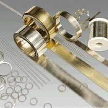 银基钎料、磷铜焊料