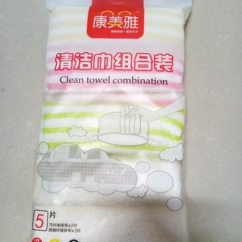 康美雅清洁巾组合装 5片