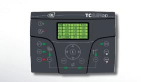 TCGEN 2.0 手动自动控制器