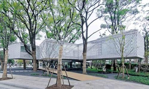 2017国际生态设计奖获奖作品系列报道--华鑫展示中心