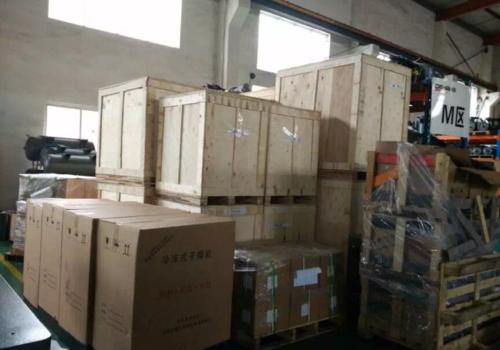 出口东南亚泰国等待发货