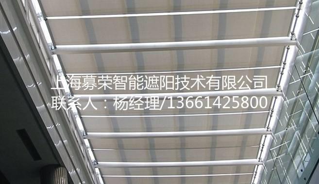 FTS电动天棚帘,募荣遮阳,13661425800
