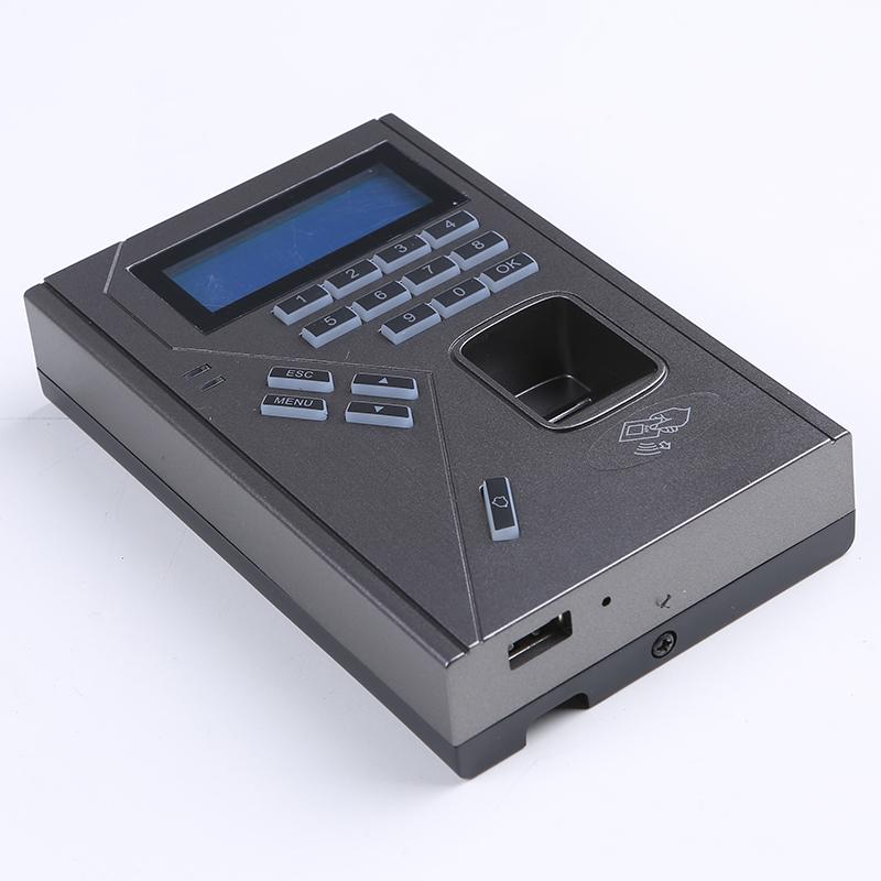 指纹刷卡门禁一体机