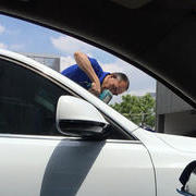 汽车玻璃安装