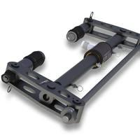 内嵌式换阀法兰分离器工具VC10/25英国EQUALIZER