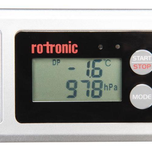 BL-1D - 大气压,温湿度,露点记录器
