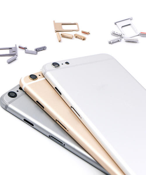 适用 苹果iPhone6Plus 后盖 外壳 电池盖