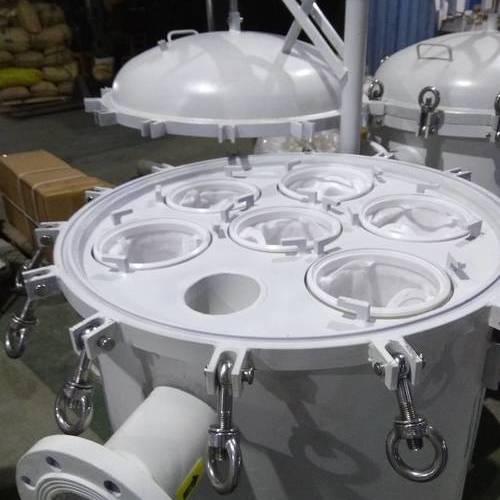 碳钢袋式过滤机