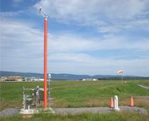FAA certified RVR - Vaisala Avimet® PC-Based RVR Runway Visual Range System