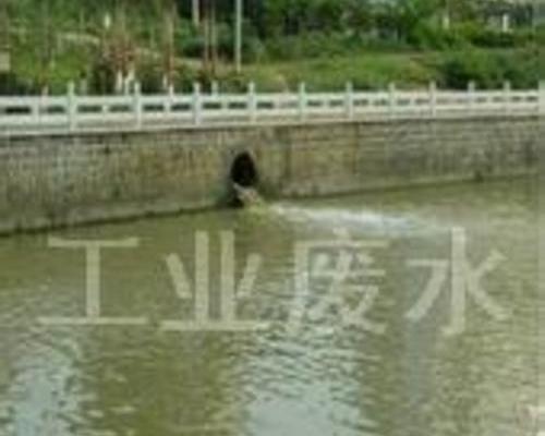 工业及市政污水监测解决方案